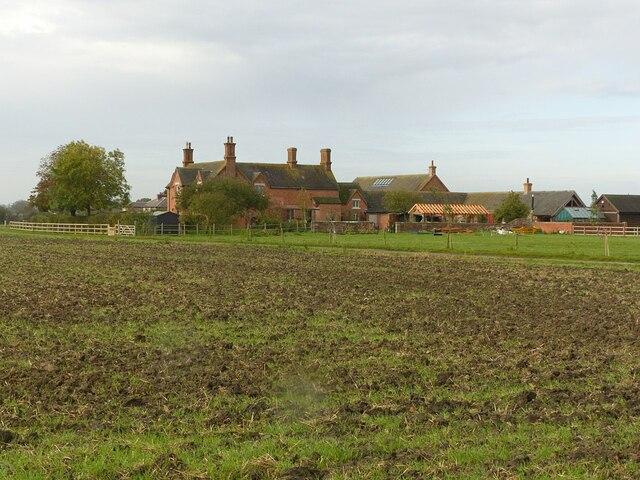 View of Barnstone Lodge