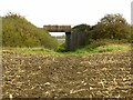 SK7534 : Bridleway to Plungar by Alan Murray-Rust