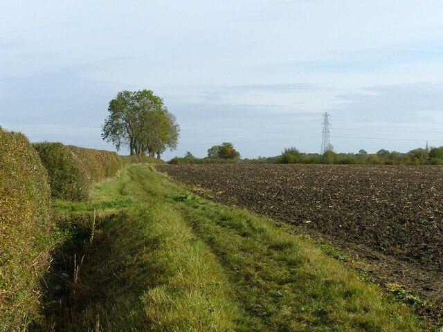 Bridleway to Plungar