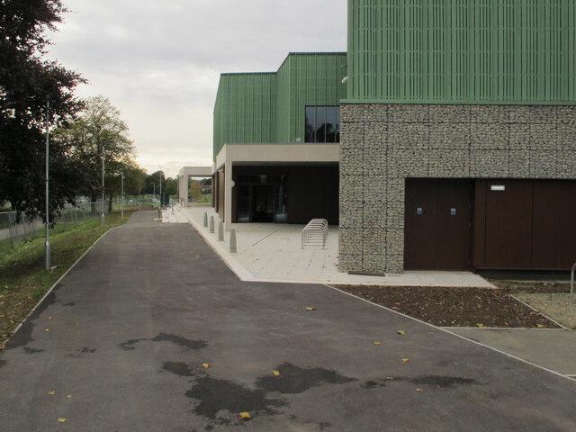 Sports hall, Gunnersbury Park