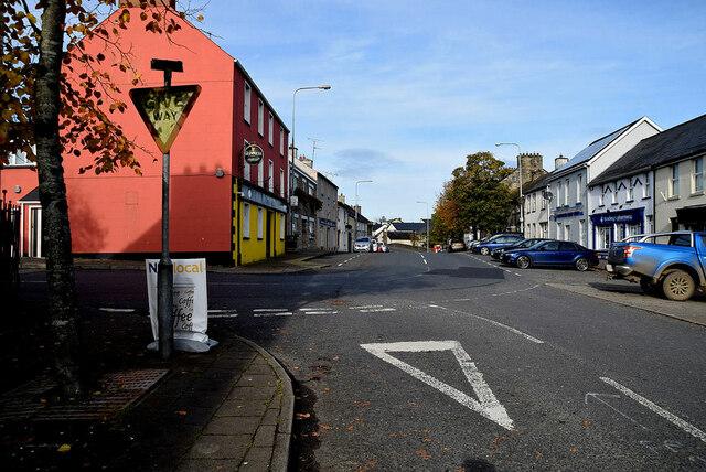 Drumquin Village, County Tyrone