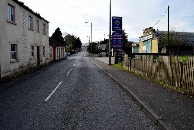 Omagh Road, Drumquin