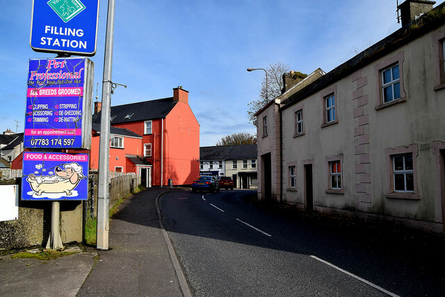Omagh Road, Drumquin