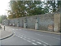 TL8564 : Bury St Edmunds Abbey precincts [3] by Michael Dibb