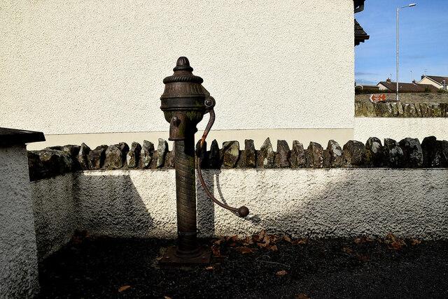 Cast iron pump, Drumquin