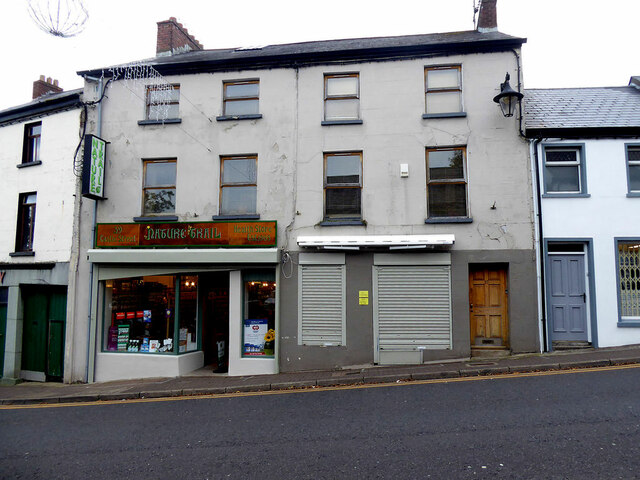 The Kitchen (closed), Castle Street, Omagh