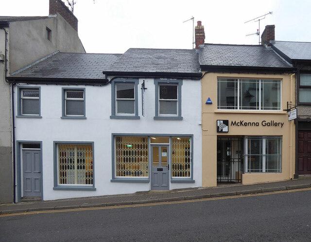 Slate, Castle Street, Omagh