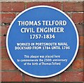 SU6200 : Portsmouth - Thomas Telford by Colin Smith