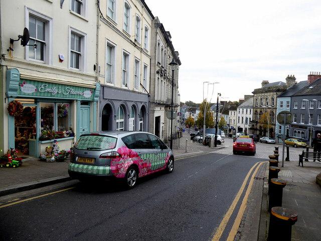 George's Street, Omagh