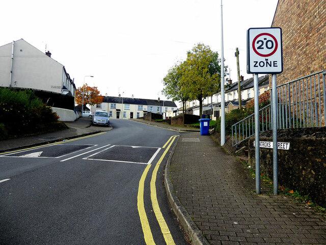 Patricks Street, Omagh