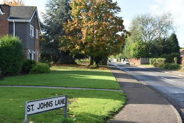 St John's Way