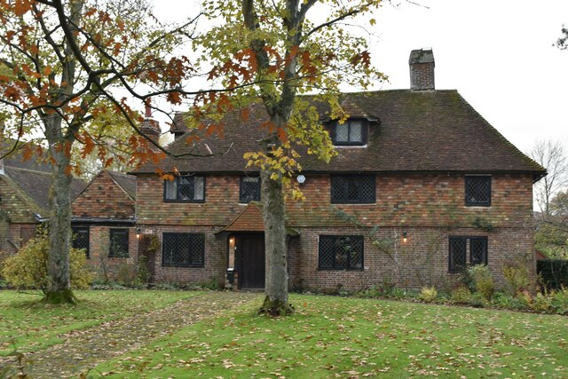 Munday Bois House by N Chadwick