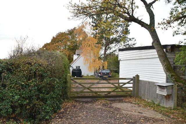 Hollies Farm by N Chadwick