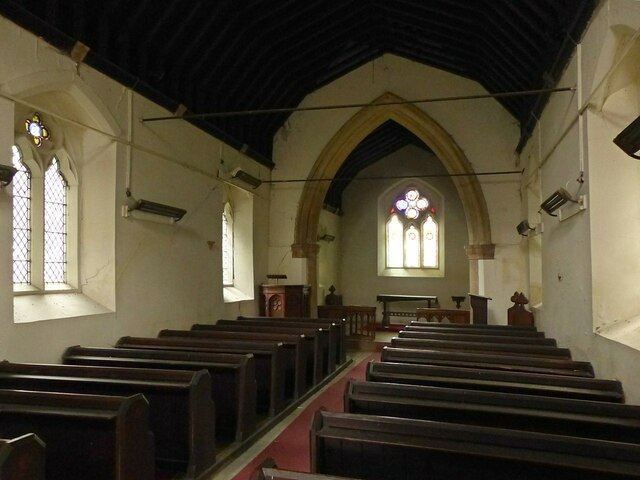 Former chapel of St Mary, Barnstone