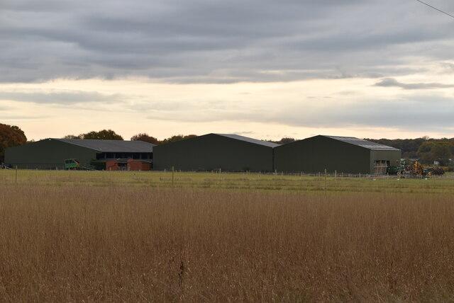 Barns, Frith Court Farm