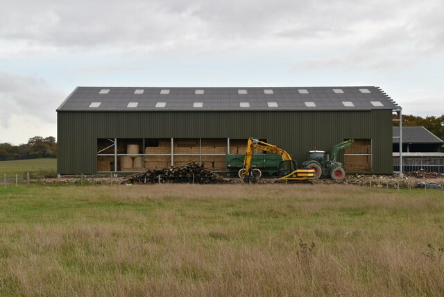 Barn, Frith Court Farm