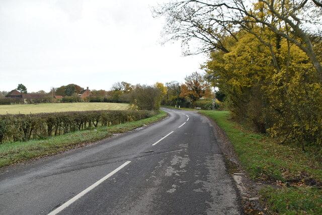 Lane at Pinnock Bridge