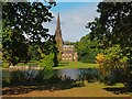 SK6274 : View over Clumber Lake by Graham Hogg