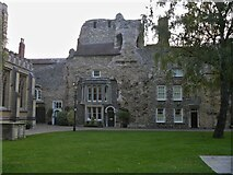 TL8564 : Bury St Edmunds Abbey precincts [23] by Michael Dibb