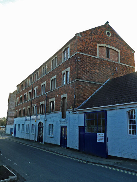 Brick Factory (Mill), Court Street, Trowbridge