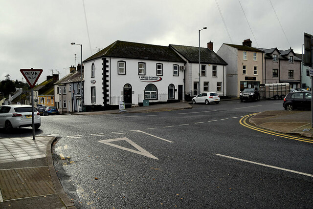 The Diamond, Ballygawley