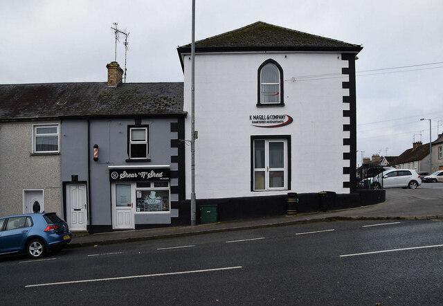 Former Market House, Ballygawley