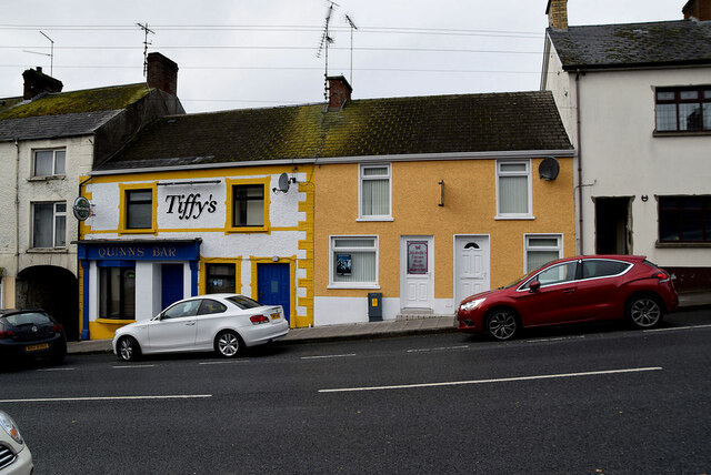 Tiffy's (Quinns Bar) / Michelle's Unisex Salon, Ballygawley