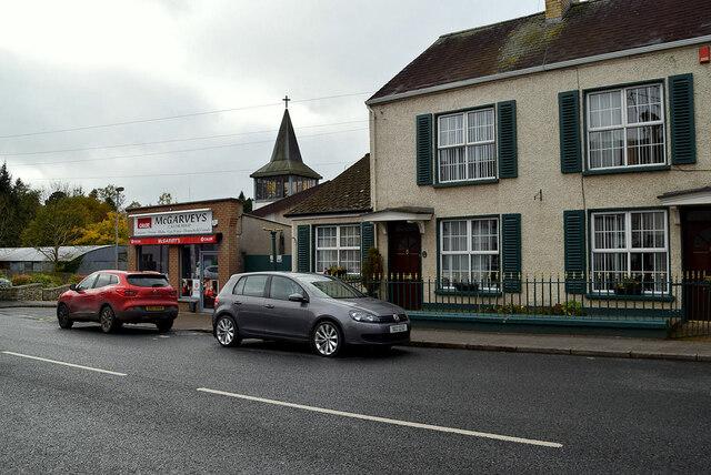Town house, Main Street, Ballygawley