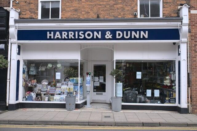 Harrison and Dunn