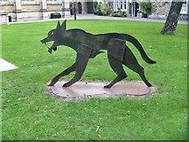 TL8564 : Bury St Edmunds Abbey precincts [27] by Michael Dibb