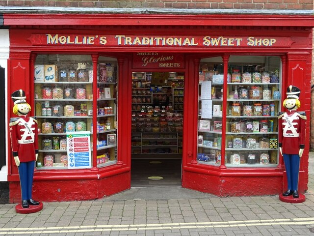 Mollie's Traditional Sweet Shop