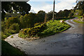 SK1372 : Hairpin Bend at Priestcliffe, Derbyshire by Andrew Tryon