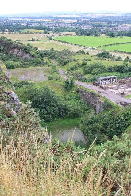 Torphin Quarry