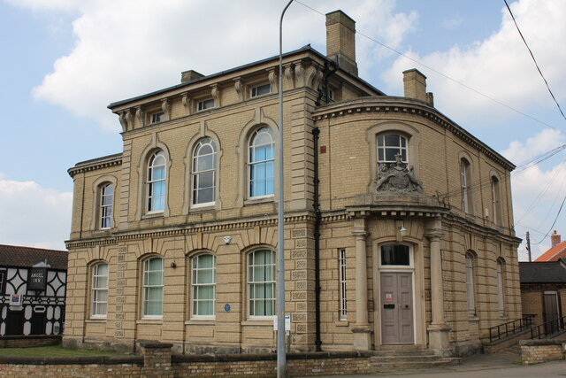 Old Court House, 1 Louth Road, Horncastle