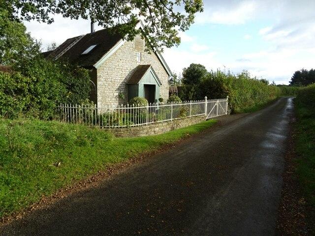 Converted Methodist chapel