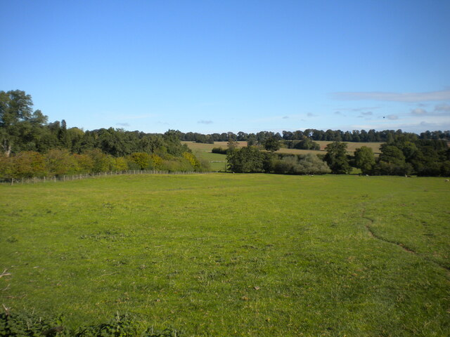 Field north of Bowbridge Fields Farm
