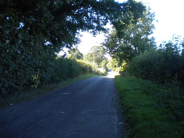 Lodge Lane, Meynell Langley (1)