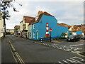 SZ5095 : Castle Street, East Cowes by Malc McDonald