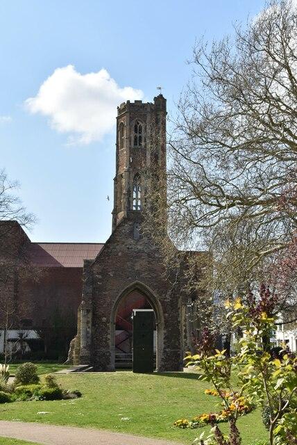 Greyfriars Tower