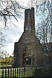 TF6219 : Greyfriars Tower by N Chadwick