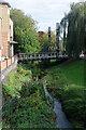 SP7387 : River Welland, Market Harborough by Stephen McKay
