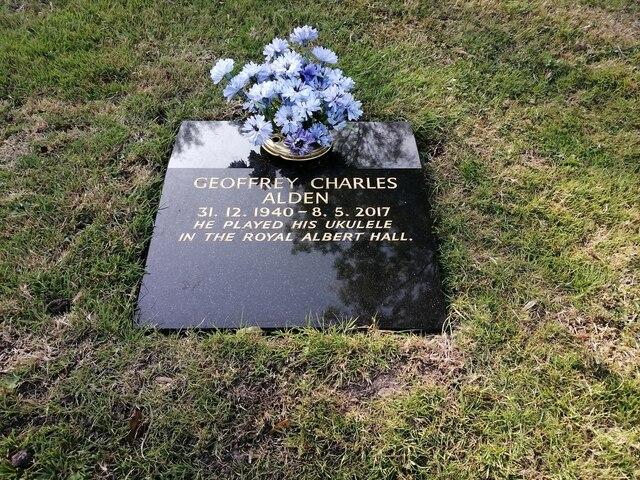 Geoffrey Charles Alden