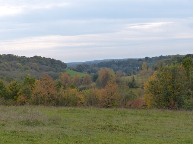 Autumn colours at the Severn Valley Country Park