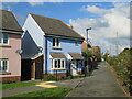 SZ5194 : House on Beatrice Avenue, East Cowes by Malc McDonald