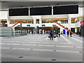 SP0686 : Many trains, few passengers: Birmingham New Street concourse in the pandemic by Robin Stott