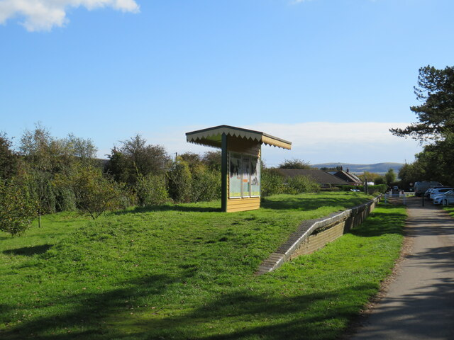 Site of Merstone Station, Isle of Wight