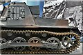 SY8288 : Bovington Tank Museum: Panzer 1 Command Tank (detail) by Michael Garlick