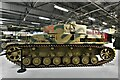 SY8288 : Bovington Tank Museum: Panzer IV 'Ausf D' tank by Michael Garlick