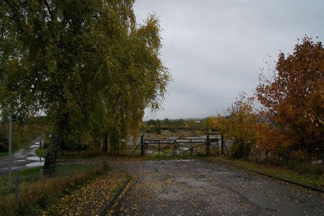 Derelict site, Conon Bridge