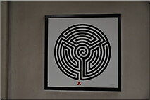 TQ3186 : Labyrinth #170, Finsbury Park by N Chadwick